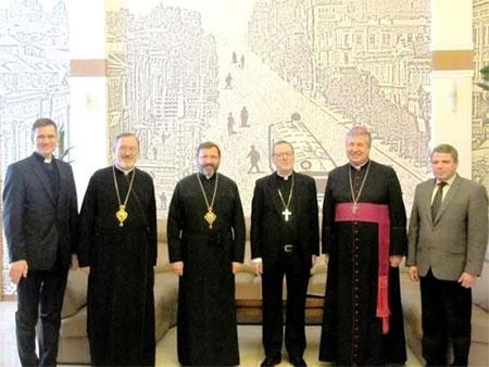 В Україну прибув новий Нунцій Апостольської Столиці