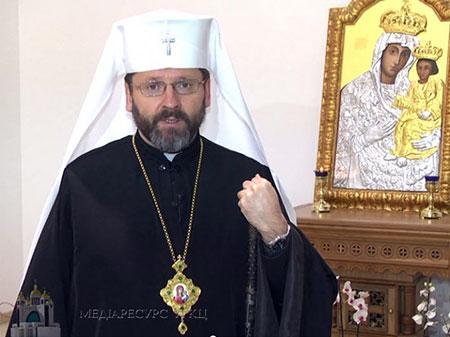 Блаженніший Святослав: «У Церкві є кілька засад, які не підлягають питанню децентралізації»
